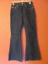 New Womens Junior Girls Tommy Jeans Pants Sz 1