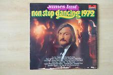 """James Last Autogramm signed LP-Cover """"Non Stop Dancing 1972"""" Vinyl"""