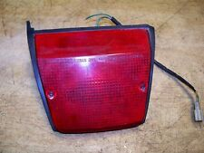 1984 Honda CB700 CB 700 SC Nighthawk S Rear Tail Brake Light