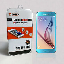 Ultimate Shield Tempered Glass Screen Protector for Samsung Galaxy S6