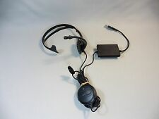 SONY PLAYSTATION 2 MICRO CASQUE LOGITECH A0060A FONCTIONNE