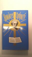 Humanity's Divinity by Helen M. Wright (1994, Hardcover)