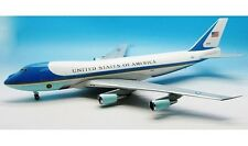 INFLIGHT 200 ifaf1vc-25ap 1/200 USAF AIR FORCE ONE vc-25a 28000 CON SUPPORTO NERO