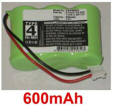 Battery 600mAh TYPE 4 P-P303, KX-A40, BP-T27