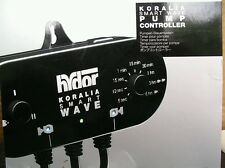 One (1) NEW Hydor KORALIA Smart Wave Pump Controller Timer Fresh Water or Marine
