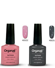 2 Vernis à ongle Professionel 22-31 Rose gosha gris  Semi permanent GEL UV