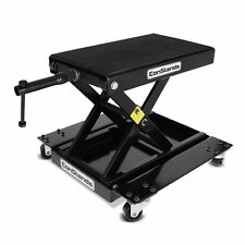 Motorcycle Scissor Jack + Dolly Mover ConStands Lift M Motorbike black