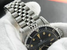 20mm Stainless Steel Jubilee Bracelet For Rolex Submariner 5513 1680 16800 16610