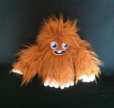 "VIVID IMAGINATIONS MOSHI MONSTER FURRI SOFT TOY PLUSH 10"" TALL RARE NEW"