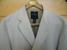 Brooks Brothers Linen Jacket 44 XL Excellent Condition