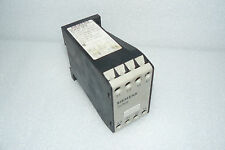 NEW SIEMENS 3UN8-002 THERMAL MOTOR PROTECTION CONTROL UNIT RELAY 110/115V
