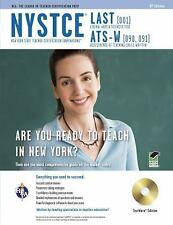 NYSTCE LASTATS-W wCD-ROM 4th Ed. (NYSTCE Teacher Certification Test Prep)
