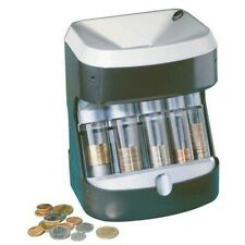 Coin Sorter Change Money Counter Machine Kids Bank Play Piggy Dime Penny Collect