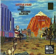 LITTLE FEAT THE LAST RECORD ALBUM VINILE LP 180 GRAMMI NUOVO SIGILLATO !!