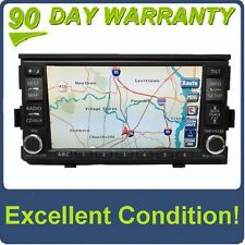08 09 Nissan ALTIMA BOSE Radio Navigation GPS System Touch Screen LCD Display