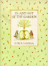In and Out of the Garden by Sara Midda 1981 1st edition vgc with d/j illustrated