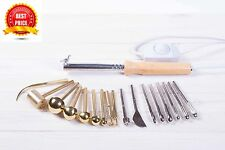 "[Kit #4 Professional Kit] 18 Items. Flower Tools Video ""How to"" and patterns!"