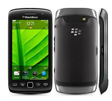"Unlocked Original BlackBerry Torch 9860 Wifi GPS 3.7"" 5MP Smartphone Black"
