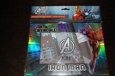 MARVEL AVENGERS ASSEMBLE IRON MAN  4X6 MAGNETIC PICTURE FRAME