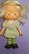 Vtg Kenner 80s Strawberry Shortcake DOLL & CLOTHES Lot ANGEL CAKE