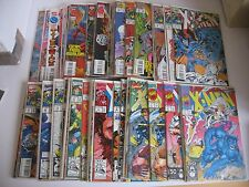 X-Men #1-275 complete + ann 1-3 & 95-2001 & 2007 + Flash back VF to NM condition