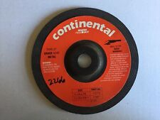 """2 LOT Continental Metal Grinding Wheel 7inch w/out hub Wheel Sizes 7""""X1/4""""X7/8"""""""