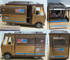 BigJim Big Jim Barbie Camper Mattel 1972 Buone condizioni