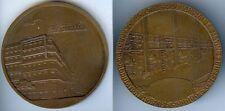 Médaille de table - PARIS 17 juin 1940 journal Le MATIN à DESJOURS par COCHET
