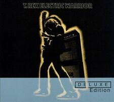 Electric Warrior [Deluxe Edition] [Digipak] by T. Rex (CD, Apr-2012, 2 Discs,...
