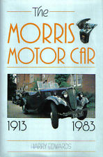 Morris Motor Car 1913-1983 by Edwards Oxford Cowley 6 8 10 Minor Isis Mini Ital