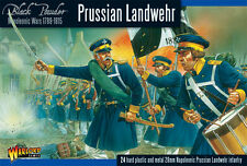 PRUSSIAN LANDWEHR - WARLORD GAMES BLACK POWDER - 28MM PLASTIC - 1ST CLASS POST