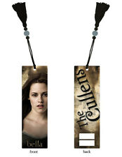 NEW MOON Twilight BOOKMARK Bella Swan The Cullens NEW Kristen Stewart
