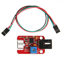 Microphone Sensor High Sensitivity Sound Detection Module For Arduino+Free cable