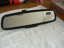 FACTORY OEM  08 09 10 11 12 Toyota Highlander Auto Dim Rear View Mirror Compass