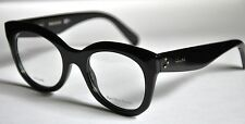 New Celine CL 41368/F Marta Asian Fit  Eyeglasses Frames 807 Black