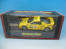 Scalextric C429 RS 200 Radio Paging Telecom Yellow