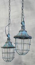Hängelampe Gruben Deckenlampe Industrielampe Hänge Lampe Design Fabriklampe