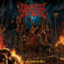 """ABORTED FETUS """"Private Judgement Day"""" death metal CD"""