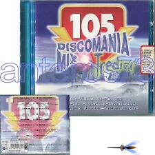 DISCOMANIA MIX TREDICI RARO CD 1997 - SIGILLATO