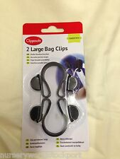 pack of 2 pram clips fit mothercare my3 or my4 pram pushchair