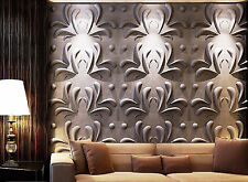 3D Wall Panel (Daisy) 1 carton contain 12 panels covering 32 sq/ft (sale)