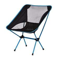 Folding Seat Stool Portable Chair Outdoor Fishing Camping Garden Beach+Carry Bag
