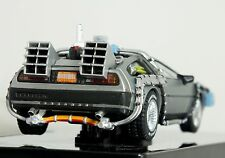 "1:43 Hotwheels ELITE ""DELOREAN DMC"" Back To The Future TIME MACHINE MR FUSION 18"
