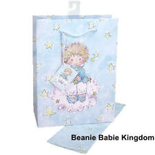 TY BEANIE * ANGELINE GIFT BAG & TISSUE * FREE UK P+P