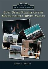 Images of Modern America: Lost Steel Plants of the Monongahela River Valley...