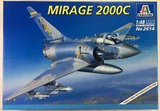 Italeri 1/48 Dassault Mirage 2000C No. 2614 2001