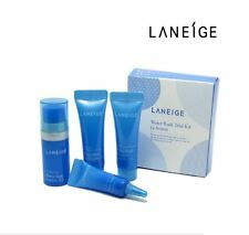LANEIGE Water Bank Trial Kit (4 items) Sample Korea cosmetics For All Skin Types