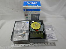 Intermatic WH40 Mechanical Timer 240 volt DPST On/Off WaterHeater Pool Free Ship