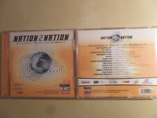 Der Tanzpalast, Living F/X/Nation 2 Nation Electronic Beats 13 Track Austria/CD