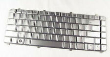 New Genuine HP Pavilion dv5-1000 Silver Keyboard AEQT6U00030 - 488590-001